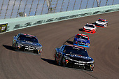 NASCAR XFINITY Series<br /> Ford EcoBoost 300<br /> Homestead-Miami Speedway, Homestead, FL USA<br /> Saturday 18 November 2017<br /> Ryan Preece, Safelite AutoGlass Toyota Camry and Christopher Bell, GameStop/PowerA Toyota Camry<br /> World Copyright: Russell LaBounty<br /> LAT Images