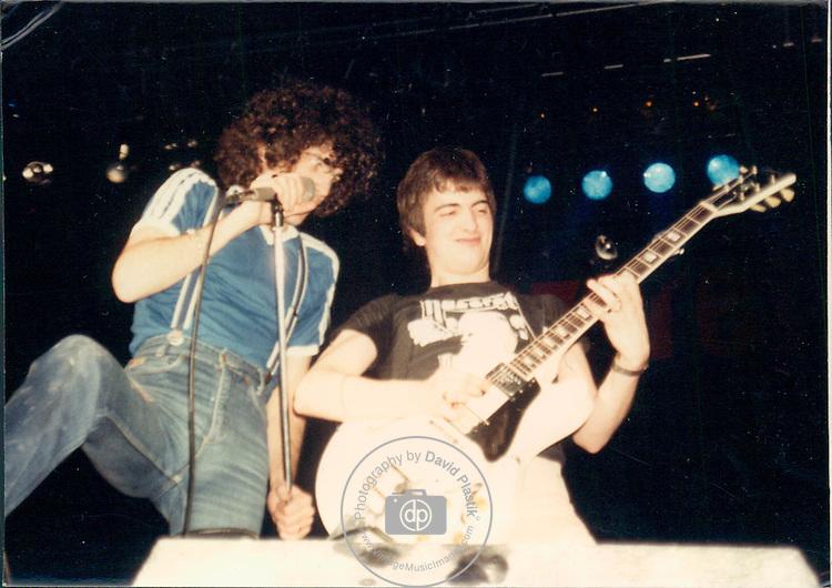 Nazareth, Dan McCafferty & Billy Rankin