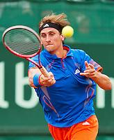 10-07-12, Netherlands, Den Haag, Tennis, ITS, HealthCity Open,  Thiemo de Bakker