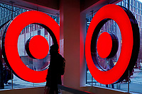 NEW YORK, NEW YORK - MARCH 02: A man walks inside Target store on March 02, 2021 in New York. Target hopes to build a growth by investing about $ 4 billion annually for the next years to accelerate the consolidation of new stores, upgrade existing ones and enhance its capacity to fulfill online orders. (Photo by Emaz/VIEWpress)