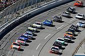 #98: Chase Briscoe, Stewart-Haas Racing, Ford Mustang Nutri Chomps/Runnings and #20: Christopher Bell, Joe Gibbs Racing, Toyota Supra Rheem-Johns Mansville