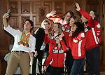 Rio 2016 Team Canada Celebration<br /> <br /> PHOTO: Greg Kolz