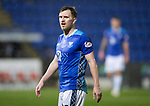 St Johnstone v Motherwell…15.12.18…   McDiarmid Park    SPFL<br />Liam Craig<br />Picture by Graeme Hart. <br />Copyright Perthshire Picture Agency<br />Tel: 01738 623350  Mobile: 07990 594431