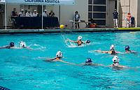 Cal Waterpolo W vs USC, April 15, 2017