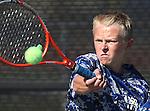 Reno @ Carson boys tennis 091514