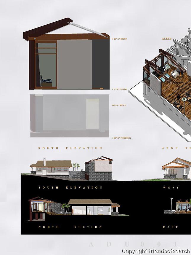 First Place, Professional. Designed by Frank Sheng, Designer.