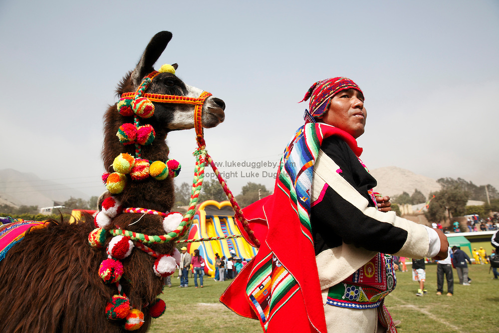 Peruvian Independence Day Luke Duggleby Picture Archive