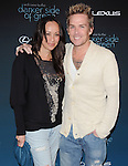 Mark McGrath & Carin Kingsland attends The Darker ide of Green debate series moderated by Andy Samberg at The Palihouse in West Hollywood, California on July 08,2010                                                                               © 2010 Debbie VanStory / Hollywood Press Agency
