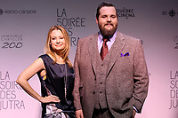 La soiree des Jutras, le 15 Mars 2015<br /> <br /> Photo : Agence Quebec Presse
