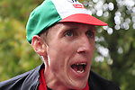 Dan Martin (IRL) UAE Team Emirates at the end of the 99th edition of Milan-Turin 2018, running 200km from Magenta Milan to Superga Basilica Turin, Italy. 10th October 2018.<br /> Picture: Eoin Clarke | Cyclefile<br /> <br /> <br /> All photos usage must carry mandatory copyright credit (© Cyclefile | Eoin Clarke)