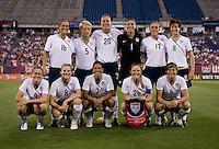 USA Women vs Sweden July 17 2010