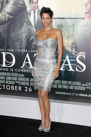 HOLLYWOOD, CA - OCTOBER 24: Halle Berry at the Los Angeles premiere of 'Cloud Atlas' at Grauman's Chinese Theatre on October 24, 2012 in Hollywood, California. Credit: mpi21/MediaPunch Inc.