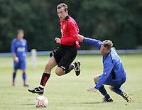 Potton United vs Romford 18-08-07