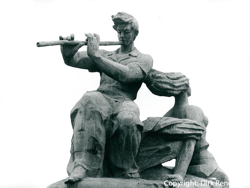 Denkmal in China 1989