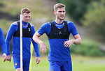 St Johnstone Training...<br />Jamie McCart pictured during training ahead of tomorrow nights Premier Sports Cup quarter final against Dundee<br />Picture by Graeme Hart.<br />Copyright Perthshire Picture Agency<br />Tel: 01738 623350  Mobile: 07990 594431