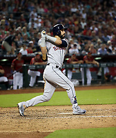 Marwin Gonzalez - 2018 Houston Astros (Bill Mitchell)