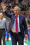 Liga ENDESA 2019/2020. Game: 14.<br /> Club Joventut Badalona vs FC Barcelona: 80-95.<br /> Svelislav Pesic.