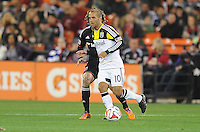 Washington D.C. - March 8, 2014: Federico Higuain (10) of the Columbus Crew.  The Columbus Crew defeated D.C. United 3-0 during the opening game of the 2014 season at RFK Stadium.