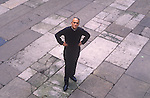 Rev Reverend Donald Reeves. Rector of St James's Church Piccadilly London from 1980 until 1998. MBE Founder and Director of Soul of Europe.