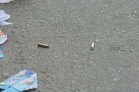 Rio de Janeiro (RJ), 19/10/2020 - Violência-Rio - A Polícia Militar faz uma operação na manhã desta segunda-feira (19) na Favela do Jacarezinho, na Zona Norte do Rio. Segundo a polícia, há relatos de tiros na região desde as 5h e de bombas. Moradores, no entanto, dizem que o confronto começou ainda na noite de domingo (18). Policiais do Batalhão de Choque e do Batalhão de Operações Especiais (Bope) reforçam o policiamento no local com blindados. Dez homens armados renderam dois maquinistas da SuperVia, na manhã desta segunda-feira (19), para chegar à Mangueira, na Zona Norte do Rio.