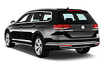 Car pictures of rear three quarter view of 2016 Volkswagen Passat Alltrack 5 Door Wagon Angular Rear
