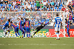 Goalkeeper Ter Stegen of FC Barcelona in action during their La Liga match between Deportivo Leganes and FC Barcelona at the Butarque Municipal Stadium on 17 September 2016 in Madrid, Spain. Photo by Diego Gonzalez Souto / Power Sport Images