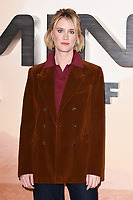 "Mackenzie Davis<br /> at the ""Terminator: Dark Fate"" photocall, London.<br /> <br /> ©Ash Knotek  D3529 17/10/2019"