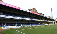 Roots Hall Stadium  - Southend United vs Luton Town - League Division 1 at Roots Hall, Southend 08/03/08 - MANDATORY CREDIT: Rob Newell/TGSPHOTO - IMAGES USED WILL BE INVOICED AT STANDARD RATES. Gavin Ellis/TGSPHOTO, 27 Plaiters Way, Braintree, Essex CM7 3LR - Tel: 0845 0946026 - BACS details for payment: Gavin Ellis - A/C 31840312 Sort Code 40-17-08. NO UNPAID USE..