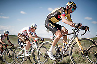 Robert Gesink (NED/Jumbo-Visma)<br /> <br /> 15th Strade Bianche 2021<br /> ME (1.UWT)<br /> 1 day race from Siena to Siena (ITA/184km)<br /> <br /> ©kramon