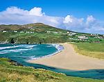 Ireland, County Cork, Mizen Head Peninsula, near Crookhaven: Barley Cove | Irland, County Cork, Mizen Head Halbinsel, bei Crookhaven: Barley Cove