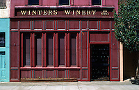 WINTERS WINERY - WINTERS, CALIFORNIA