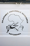 Crocodile Research Logo On Truck