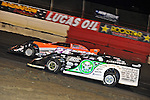 Feb 11, 2011; 8:58:33 PM; Gibsonton, FL., USA; The Lucas Oil Dirt Late Model Racing Series running The 35th annual Dart WinterNationals at East Bay Raceway Park.  Mandatory Credit: (thesportswire.net)