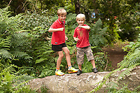 Action from the Robin Hood Festival which takes place in August at Sherwood Forest Visitor Centre, Edwinstowe, Nottinghamshire