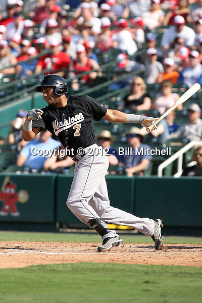 Jonathan Galvez - 2012 San Antonio Missions (Bill Mitchell)