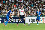 Tottenham Hotspur Forward Vincent Janssen (C) in action during the Friendly match between Kitchee SC and Tottenham Hotspur FC at Hong Kong Stadium on May 26, 2017 in So Kon Po, Hong Kong. Photo by Man yuen Li  / Power Sport Images