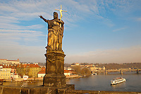 Charles Bridge  - Prague - Czech Republic