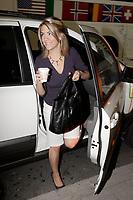 Montreal (Qc) CANADA - October 2nd, 2007<br /> Esther Begin, journaliste,<br /> Premiere de Marie-Elaine Thibert - Son Spectacle<br /> au Theatre St-Denis, 2 Octobre 2007.<br /> <br /> Photo : (c)  - Images Distribution