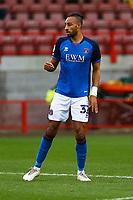 Rhys Bennett of Carlisle United during Crawley Town vs Carlisle United, Sky Bet EFL League 2 Football at Broadfield Stadium on 21st November 2020