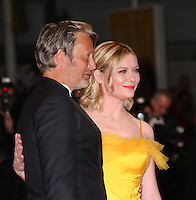MADS MIKKELSEN AND KIRSTEN DUNST - RED CARPET OF THE FILM 'THE NEON DEMON' AT THE 69TH FESTIVAL OF CANNES 2016