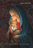 Vicki, HOLY FAMILIES, paintings, BRTOCH08738,#XR# Weihnachten, Navidad, illustrations, pinturas