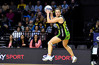 Claire Kersten of the Pulse during the ANZ Premiership Netball - Pulse v Magic at TSB Bank Arena, Wellington, New Zealand on Sunday 30 May 2021.<br /> Photo by Masanori Udagawa. <br /> www.photowellington.photoshelter.com