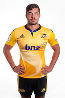 Geoffrey Cridge. Hurricanes Super Rugby official headshots at Rugby League Park, Wellington, New Zealand on Tuesday, 13 January 2015. Photo: Dave Lintott / lintottphoto.co.nz