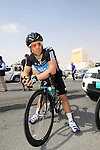 Davide Appollonio (ITA) Sky Procycling before the start of the 1st Stage of the 2012 Tour of Qatar running from Umm Slal Mohammed to Doha Golf Club, Doha, Qatar, 5th February 2012 (Photo Eoin Clarke/Newsfile)