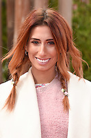 """Stacey Solomon<br /> arriving for the """"Kung Fu Panda 3"""" European premiere at the Odeon Leicester Square, London<br /> <br /> <br /> ©Ash Knotek  D3093 06/03/2016"""
