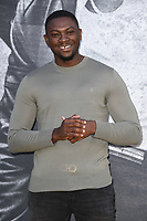 "Femi Oyeniran<br /> arriving for the premiere of ""Yardie"" at the BFI South Bank, London<br /> <br /> ©Ash Knotek  D3422  21/08/2018"