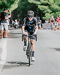 Michael Storer (AUS) Team DSM attacks from the breakaway during Stage 10 of La Vuelta d'Espana 2021, running 189km from Roquetas de Mar to Rincón de la Victoria, Spain. 24th August 2021.     <br /> Picture: Cxcling   Cyclefile<br /> <br /> All photos usage must carry mandatory copyright credit (© Cyclefile   Cxcling)