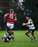 150718 Canterbury Premier Rugby - Christchurch v Marist