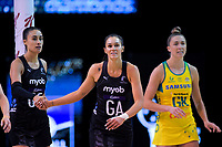 191013 Constellation Cup Netball - NZ Silver Ferns v Australia Diamonds