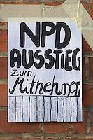 2014/01/18 Magdeburg | Protest gegen Naziaufmarsch